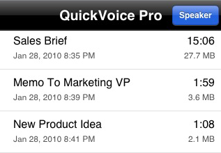 iOS Audio Recorders: Top Voice Recorder Apps for iPhone