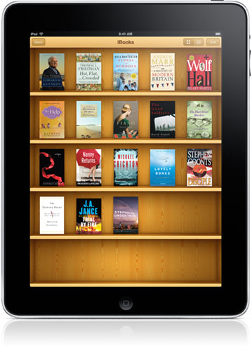 Kindle, Nook On Their Way to iPad