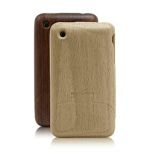 5 Attractive Wood Cases for iPhone 3G S