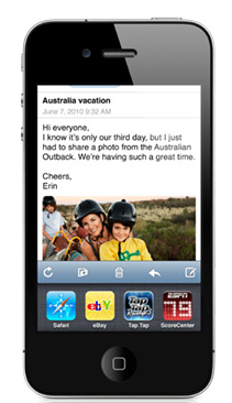 iPhone 4 Already Shipping, iOS 4 Up for Download