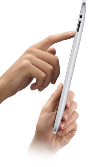 iPad 2: Smaller OLED iPads Next?