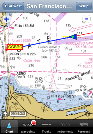 5 Cool Marine GPS Navigation Apps for iPhone -
