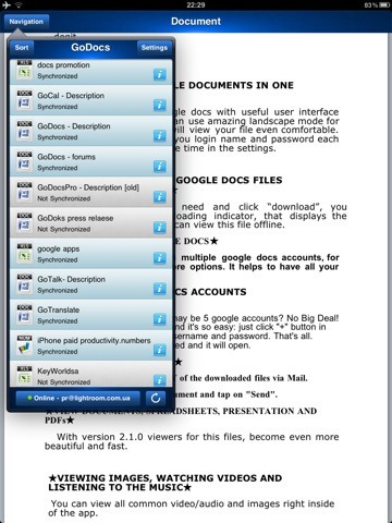 7 Awesome Google Apps for iPad