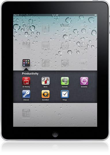 Verizon iPad Coming