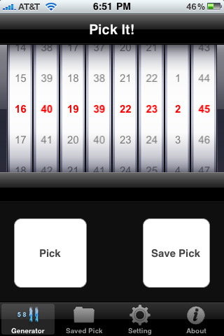 5 Top Lottery Apps for iPhone -
