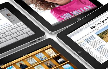 iPad 2 Rumors Heat Up