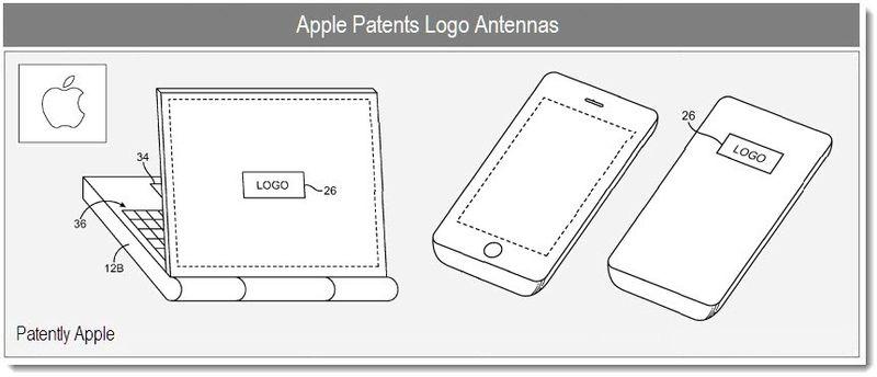 Patent: Apple Plans New Antenna