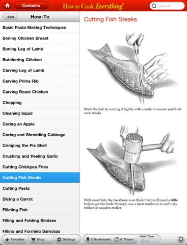 5 Awesome Cookbooks for iPad