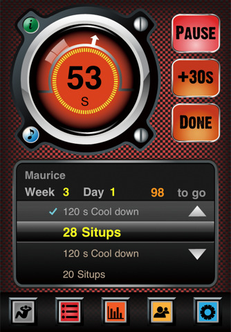5 Must See Workout Apps for iPhone