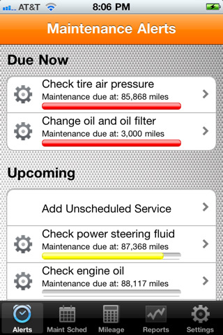 5 Cool Car Maintenance and Care Apps for iPhone -