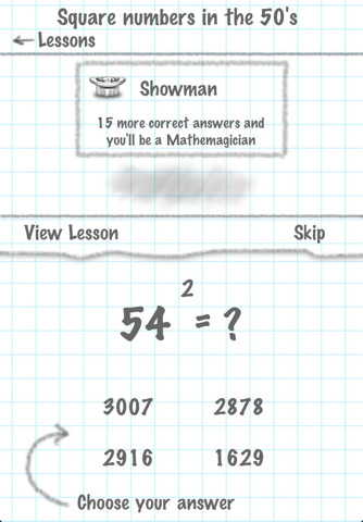 5 Entertaining Math Trick Apps for iPhone