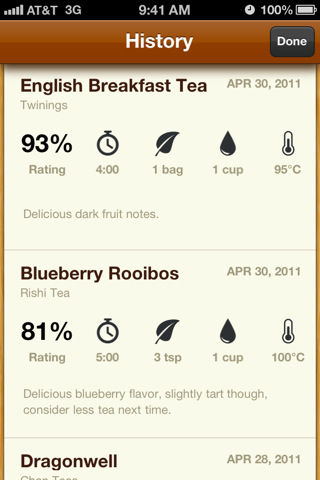 5 Best iPhone Apps for Tea Lovers