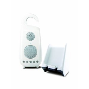 4 Cool Shower Radio Speakers for iPhone & iPod