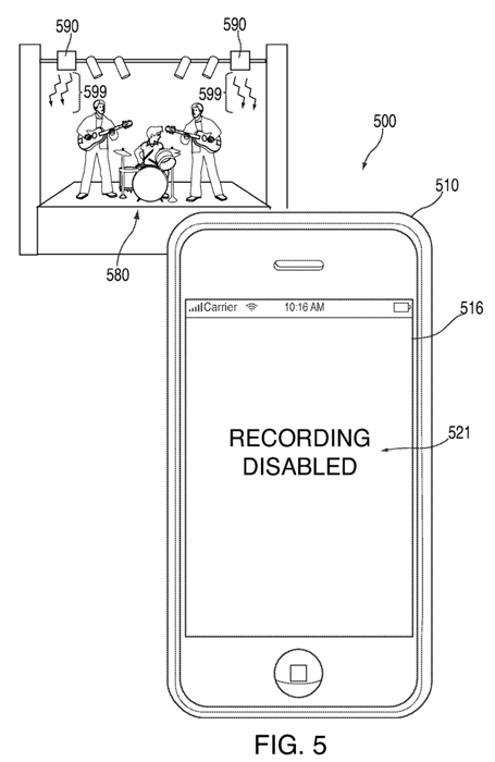 Apple To Put Restrictions On iPhone Camera?