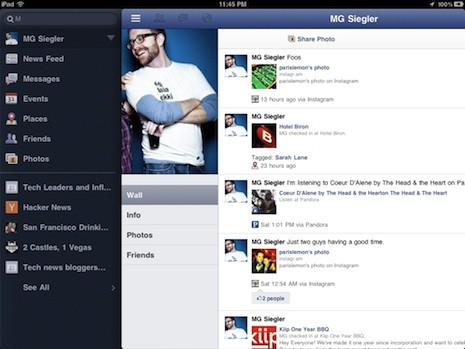 Facebook for iPad Leaked + How to Get It