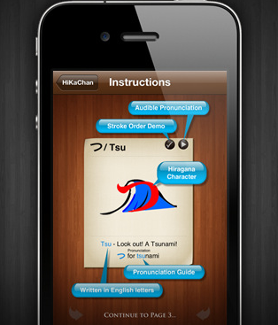 7 iPhone Apps To Learn Japanese -