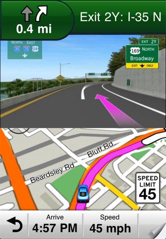 Navigon, Garmin GPS Apps Get Better