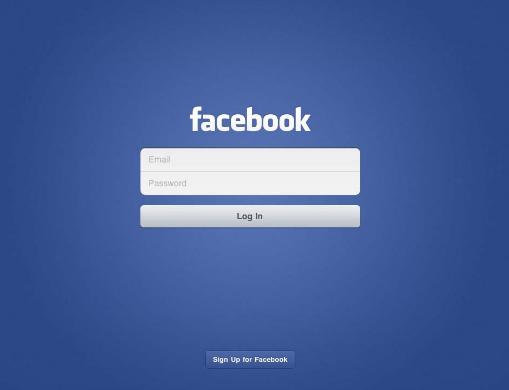 Facebook iPad App Is Coming