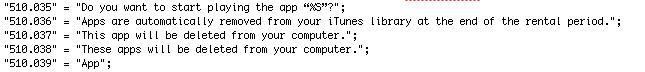 iOS App Rentals Are Coming?