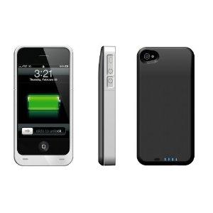 4 Decent iPhone 4/S Battery Cases