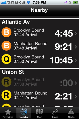 7 Awesome NY Subway Apps for iPhone -