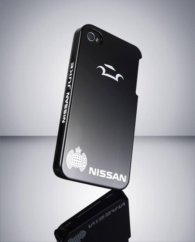 Nissan's Self-Healing iPhone Case