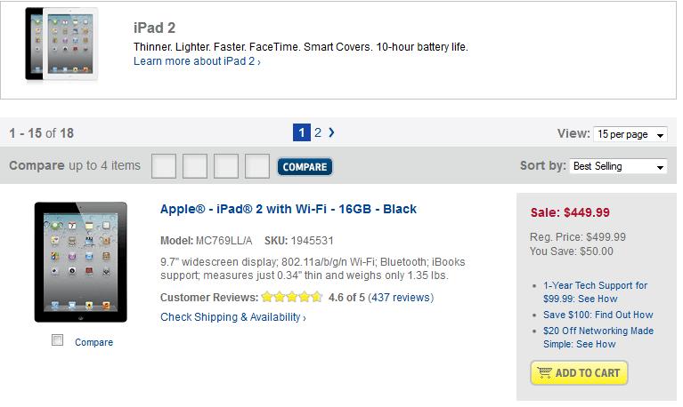 iPad 2 Discount, iPad 3 Price Hike Coming?