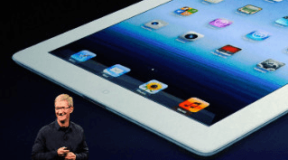 No Name for New iPad? Sprint Not Getting It