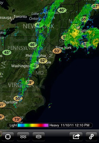 6 Awesome Weather Radar Apps for iPhone & iPad