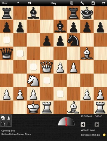 photograph regarding Printable Chess Puzzles named 6 Wonderful Chess Puzzle Purposes for apple iphone iPad -