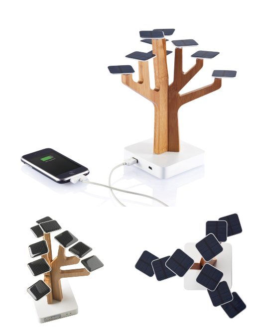 5 Clever Solar Chargers for iPad & iPhone