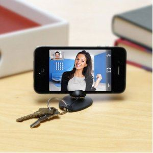 Tiltpod Keychain Stand, 3DCone for iPhone for 3D Photos