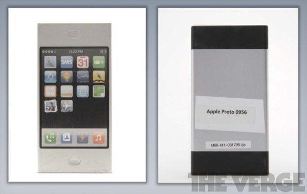 More iPhone/iPad Prototypes Surface as Apple vs. Samsung Heats-Up