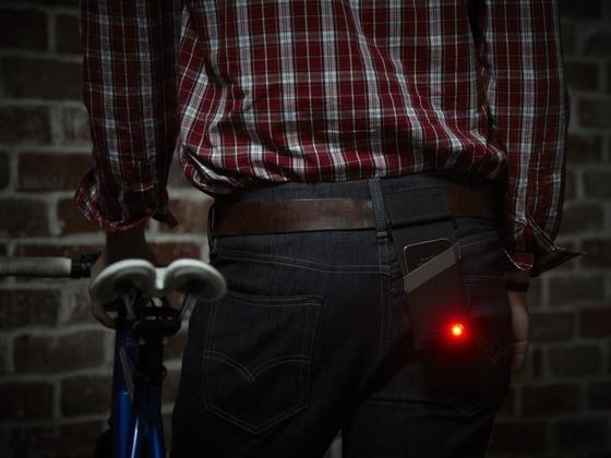 Monocle iPhone Bike Light, Elgato EyeTV for iPhone