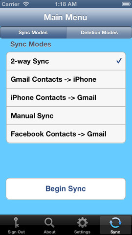 Backup iPhone Contacts: Contacts Backup Apps for iOS