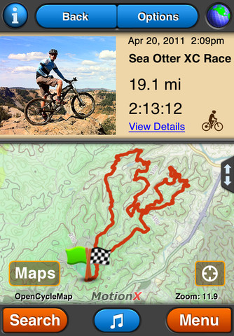 5 Quality Topo Maps Apps for iPhone -