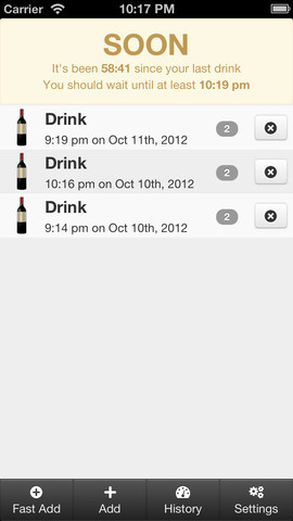 5 iPhone Apps for Drinking Responsibly