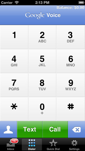 Google Voice Updated for iOS 6, The Crossover iPhone Credit Card Cover