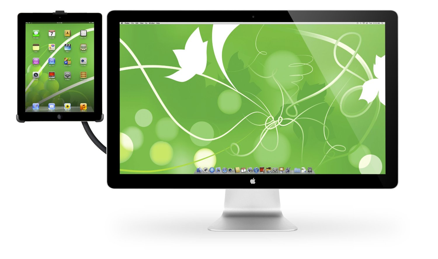 How to Attach An iPad to a Monitor: 5 iPad Monitor Mounts