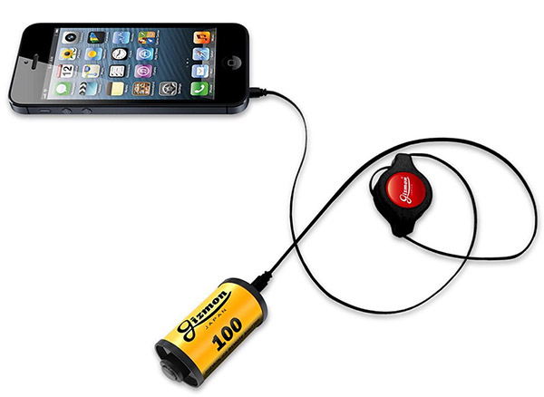 Remote Camera Shutter for iOS, Gramophone Dock for iPhone & iPad