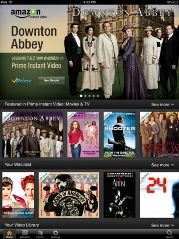 Amazon Instant Video for iPhone, Google Maps on iOS Better than Android?