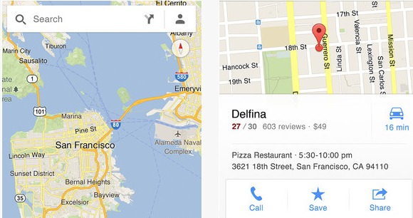 Google Maps for iPhone Released, iPad Mini Coming to Russia Dec 14