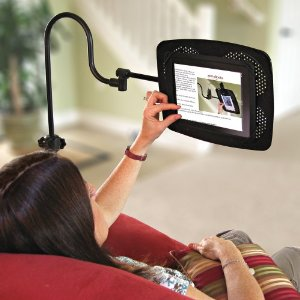 7 Awesome iPad Bed Stands / Holders
