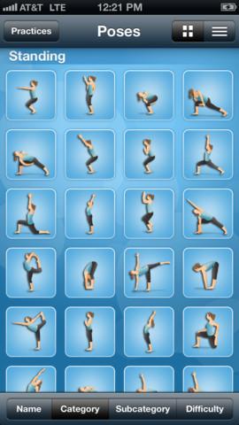 Learning Yoga: 8 Yoga Training Apps for iPhone & iPad