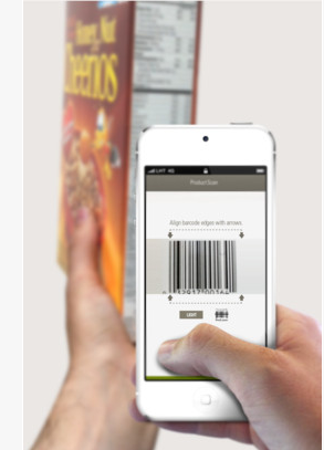 7 Awesome Food Barcode Scanners for Healthy Eating -