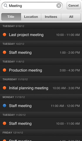 5 Fresh iPhone Calendar Apps Everyone's Talking About