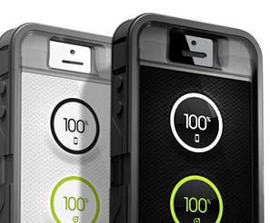 iON Intelligence iPhone Case, Wrist Bluetooth Headset