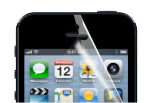 iOS 7's Major Changes, EyeFly 3D Screen Protector for iPhone
