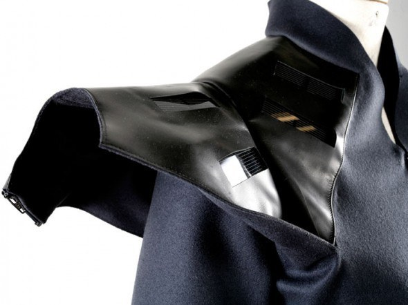 Wearable Solar: Clothing Line with Embedded Solar Panels