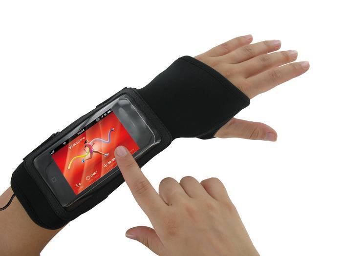 buy popular 673f2 8b76b 5 Cool iPhone Wrist Cases for Hands-Free Mobile Experience -